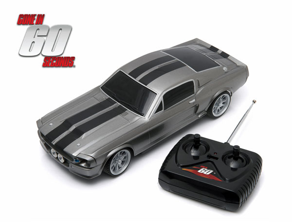 91001 - Greenlight Diecast Eleanor 1967 Ford Mustang Remote Control Car