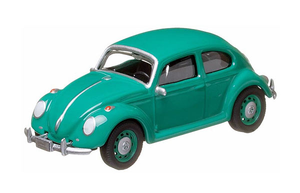 96090-I - Greenlight Classic Volkswagen Beetle Motor World Series