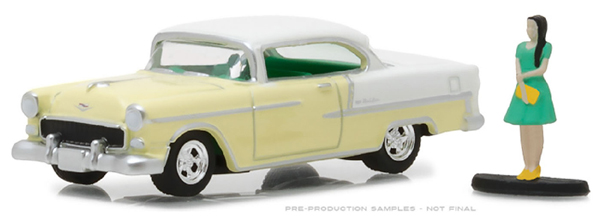 97030-B - Greenlight Diecast 1955 Chevrolet Bel Air