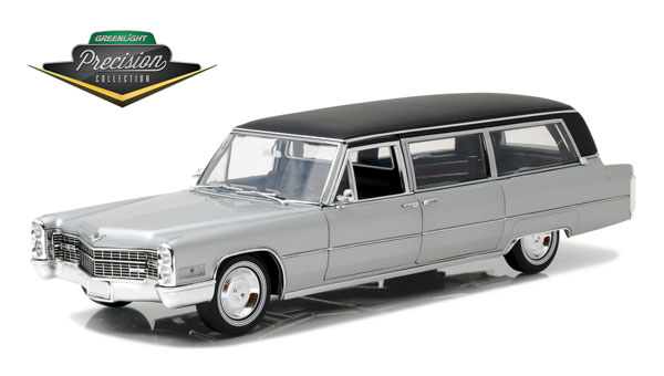 PC18005 - Greenlight Diecast 1966 Cadillac Limousine