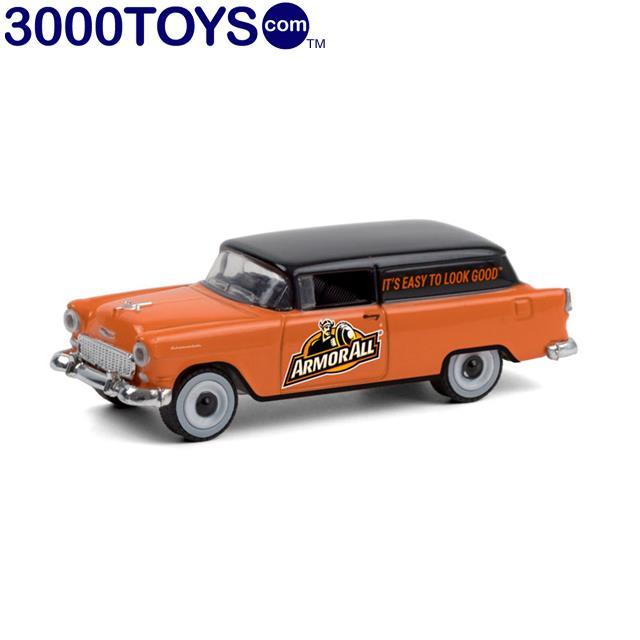 Ambulance ** Greenlight 1:64 OVP 1955 Chevrolet Sedan Delivery Texas FIRE Dept