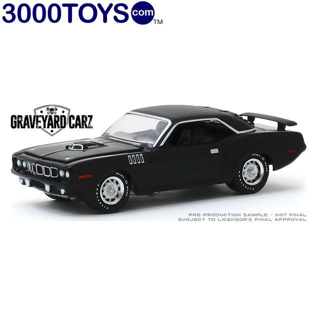 1967 Chevrolet Camaro Christine Buddy Repperton 1:64 GreenLight 44870