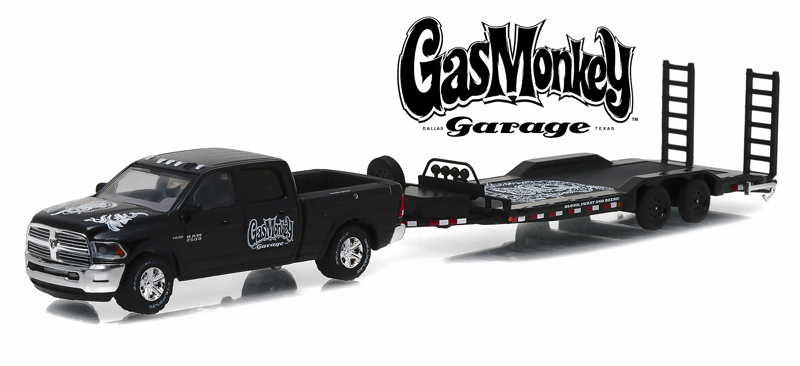 Greenlight Diecast Hitch and Tow Series 8 12 Piece