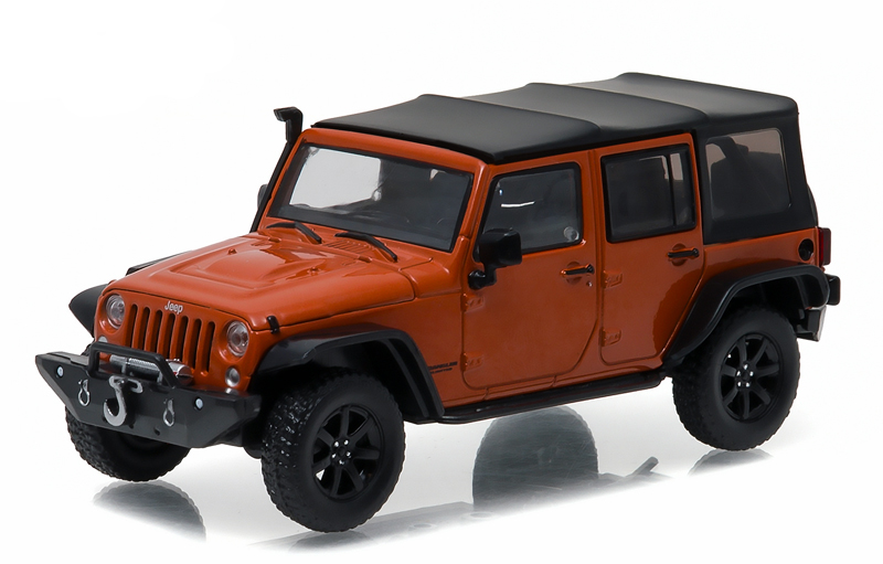 greenlight 2014 jeep wrangler unlimited custom. Cars Review. Best American Auto & Cars Review