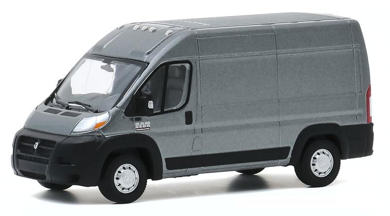 Greenlight Route Runners 2019 Ford Transit Prisoner Transport Van