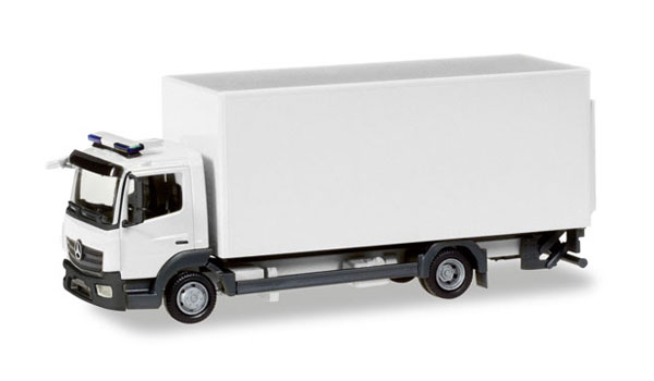 013239 - Herpa Model Mercedes Benz Atego Box Truck
