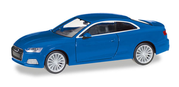 038669BL - Herpa Model Audi A5 Coupe