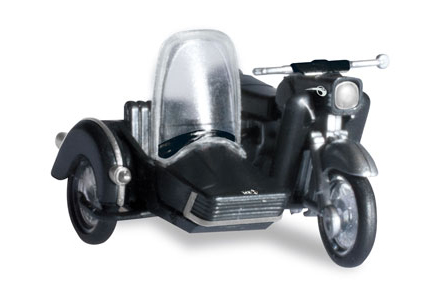 053433BK - Herpa Model MZ 250 Motorcycle