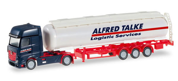066488 - Herpa Alfred Talke Mercedes Actros Tractor