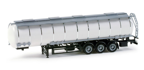 075619 - Herpa Model 3 Axle Jumbo Tank Trailer Trailer Only