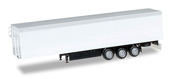 076111 - Herpa Model 3 Axle Walking Floor Van Trailer
