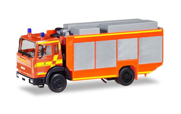 093996 - Herpa Model Furth im Wald Fire Dept Iveco Magirus