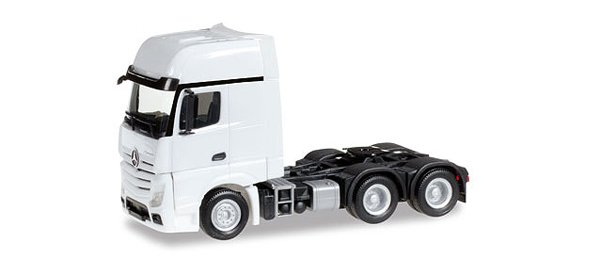 305168 - Herpa Model Mercedes Benz Actros Gigaspace 6x4