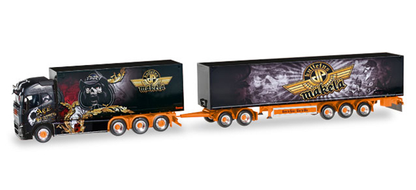 307802 - Herpa Model Volvo FH Gl Euroconbi and Box