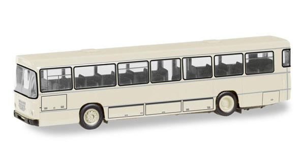 308472 - Herpa Model MAN Bussing SU 210 Bus