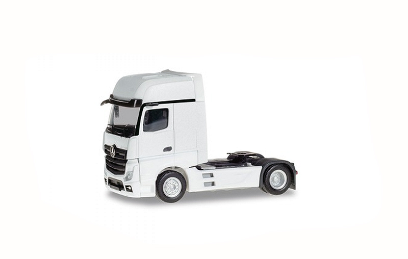 309202 - Herpa Model Mercedes Benz Actros Gigaspace