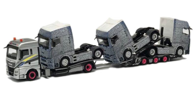 Herpa camiones MAN tg-X XlX aerop ga-ksz BW traw 311779