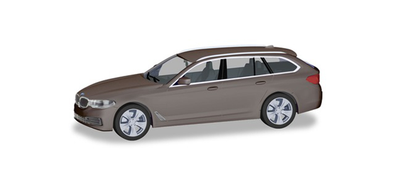 430708 - Herpa Model BMW 5 Series Touring Wagon