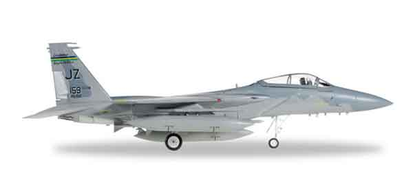 580038 - Herpa Model USAF Louisiana Air National Guard McDonnell Douglas