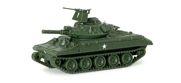 740456 - Herpa Model M551 Sheridan Tank All or