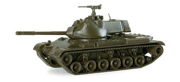 741316 - Herpa Model M47 Patton Tank Mini Tank All or