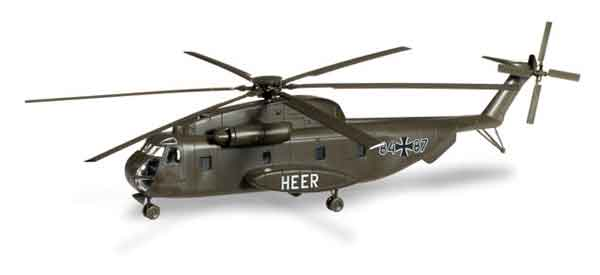 745178 - Herpa Model Sikorsky CH 53 Sea Stallion 1010
