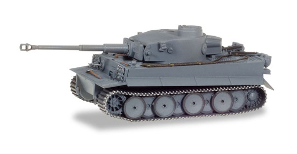 745956 - Herpa Model Heavy Tiger Tank Vers H1 Russia High