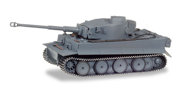 745963 - Herpa Model Heavy Tiger Tank Vers H1 Battle of
