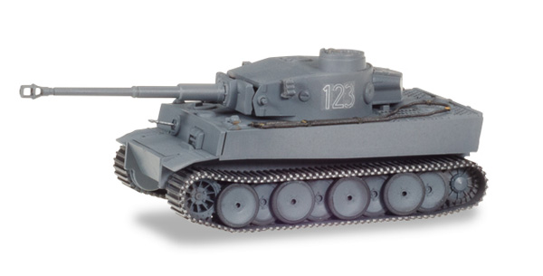 745970 - Herpa Model Heavy Tiger Tank Vers H1 Russia number
