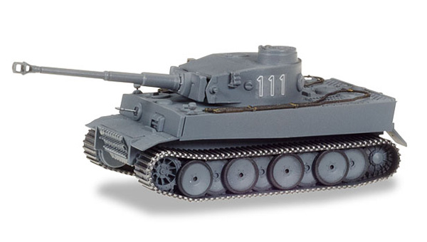 745987 - Herpa Model Heavy Tiger Tank Vers H1 Russia number