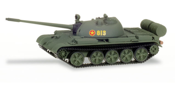 746038 - Herpa Model T 55 Main Battle Tank Vietnamese Army