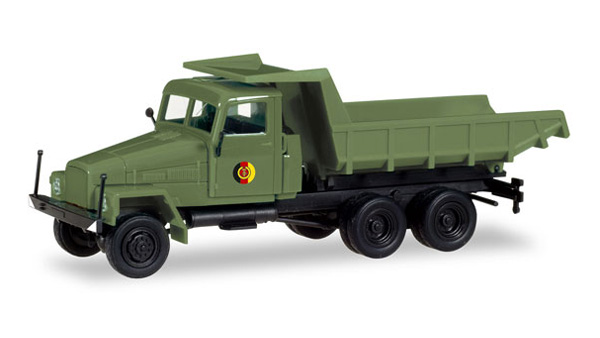 746083 - Herpa Model NVA IFA G5 Dump Truck high quality