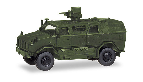 746168 - Herpa Model ATF Dingo mit FLW 100 Armored Infantry
