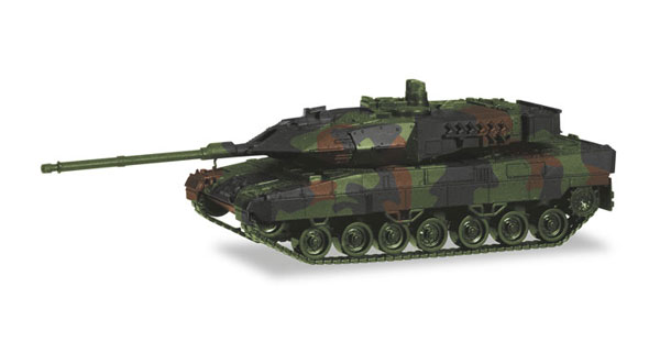 746175 - Herpa Model Leopard 2A7 Main Battle Tank