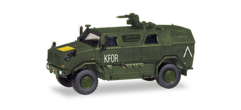 746595 - Herpa Model Armed Forces ATF Dingo 2 Armored Vehicle