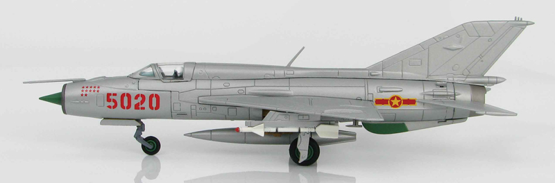HA0191 - Hobby Master MiG 21PFM Fishbed 927th Lam Son July