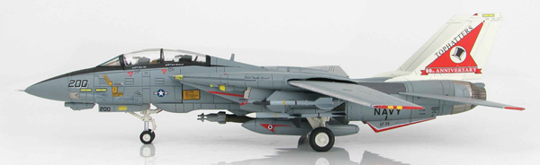 HA5214 - Hobby Master F 14A Tomcat 162698 VF 14 Tophatters