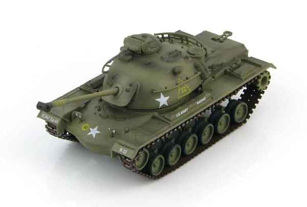 HG5506 - Hobby Master M48A2 Patton Tank 1st Cavalry Division