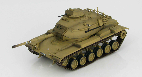HG5602 - Hobby Master M60A1 Patton Tank Isreali Defense Force Sinai