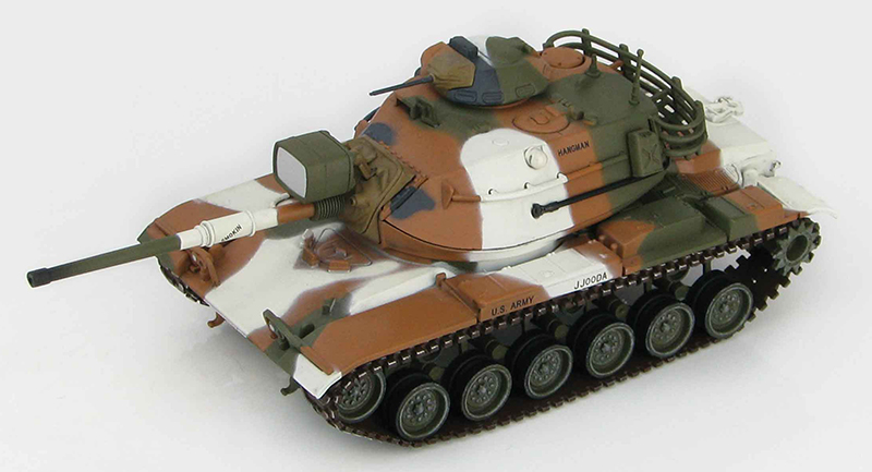 HG5604 - Hobby Master M60A1 Patton Tank 3rd Battallion 3rd Armored