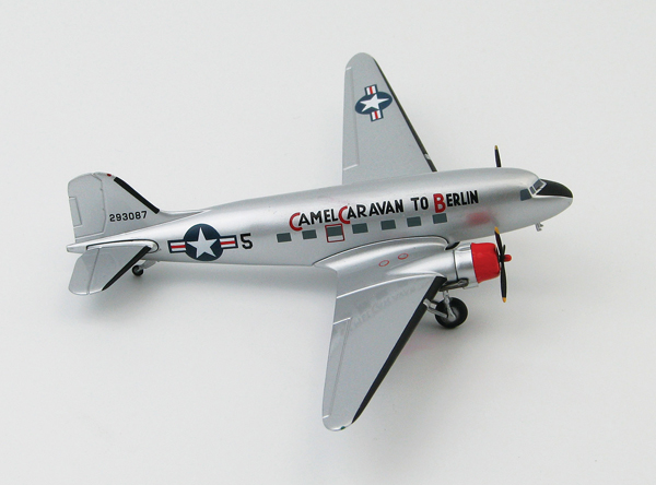 HL1307 - Hobby Master C 47A Camel Caravan to Berlin 86th
