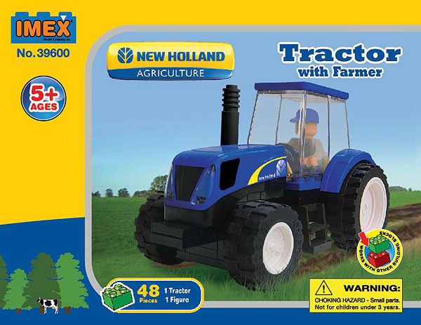 39600 - IMEX New Holland TS6 Tractor