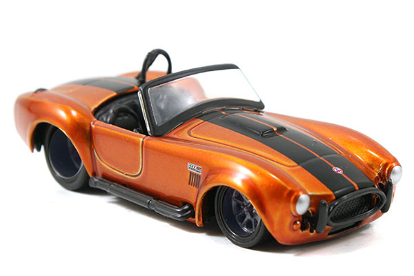 12006-W18-A - Jada Toys 1965 Shelby Cobra Big Time Muscle
