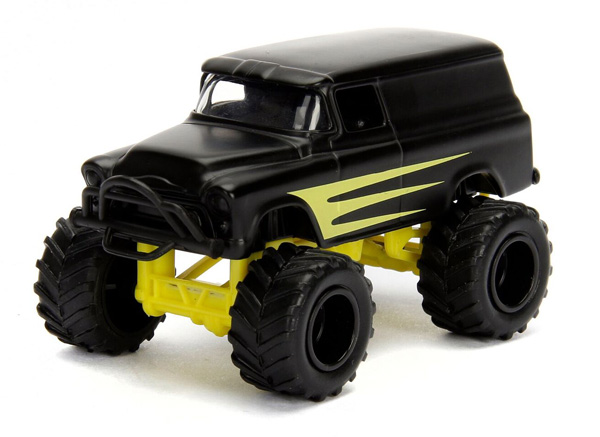 14020-W18-A - Jada Toys 1957 Chevrolet Suburban Just Trucks Wave 18