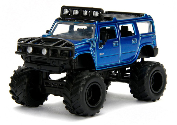 14020-W18-D - Jada Toys 2003 Hummer H2 Just Trucks Wave 18