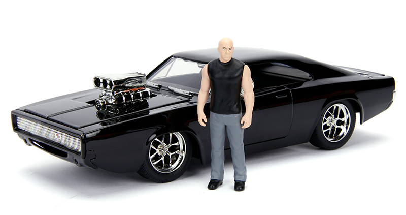 30737 - Jada Toys Doms Dodge Charger R_T