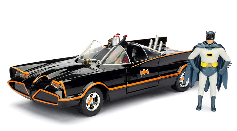 30873 - Jada Toys 1966 Classic TV Series Batmobile