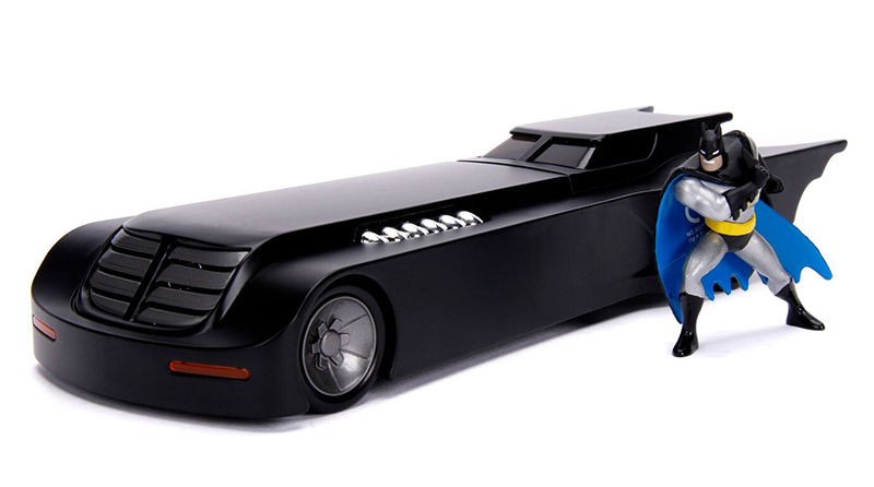 30916 - Jada Toys Animated Series Batmobile