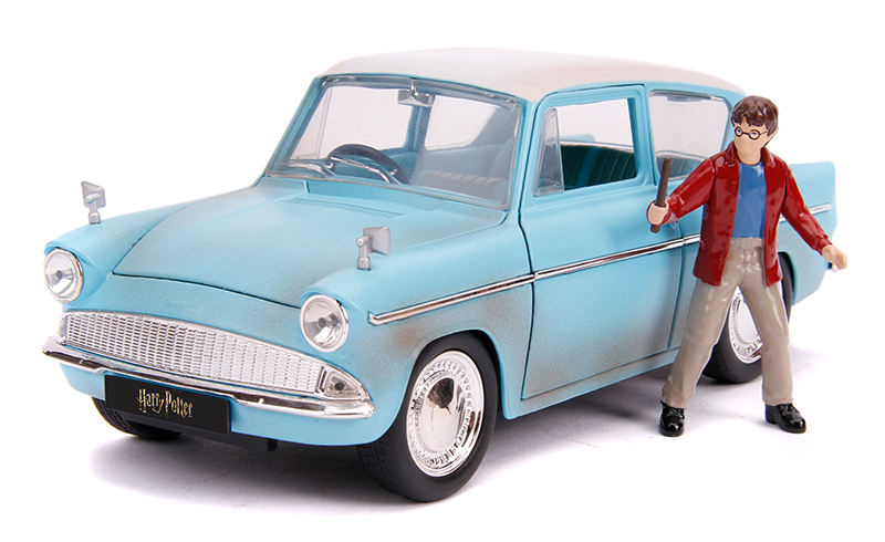 31127 - Jada Toys Harry Potter and 1959 Ford Anglia Harry