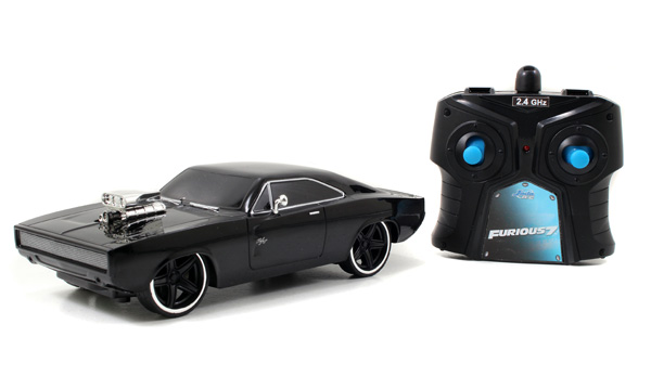 97044 - Jada Toys Doms Dodge Charger R_T 24 GHz Radio